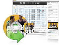 Convertitore DVD iPhone per Mac