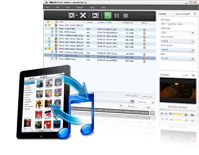 convertire video in video iPad e audio iPad