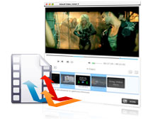 Software per Unire Video con Mac - unire file MP4 con Mac